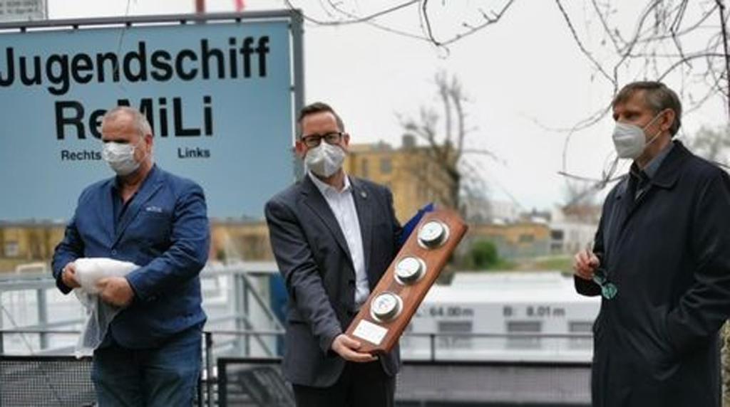"""Treptow-Köpenick: """"Klar Schiff"""" auf der ReMiLi"""