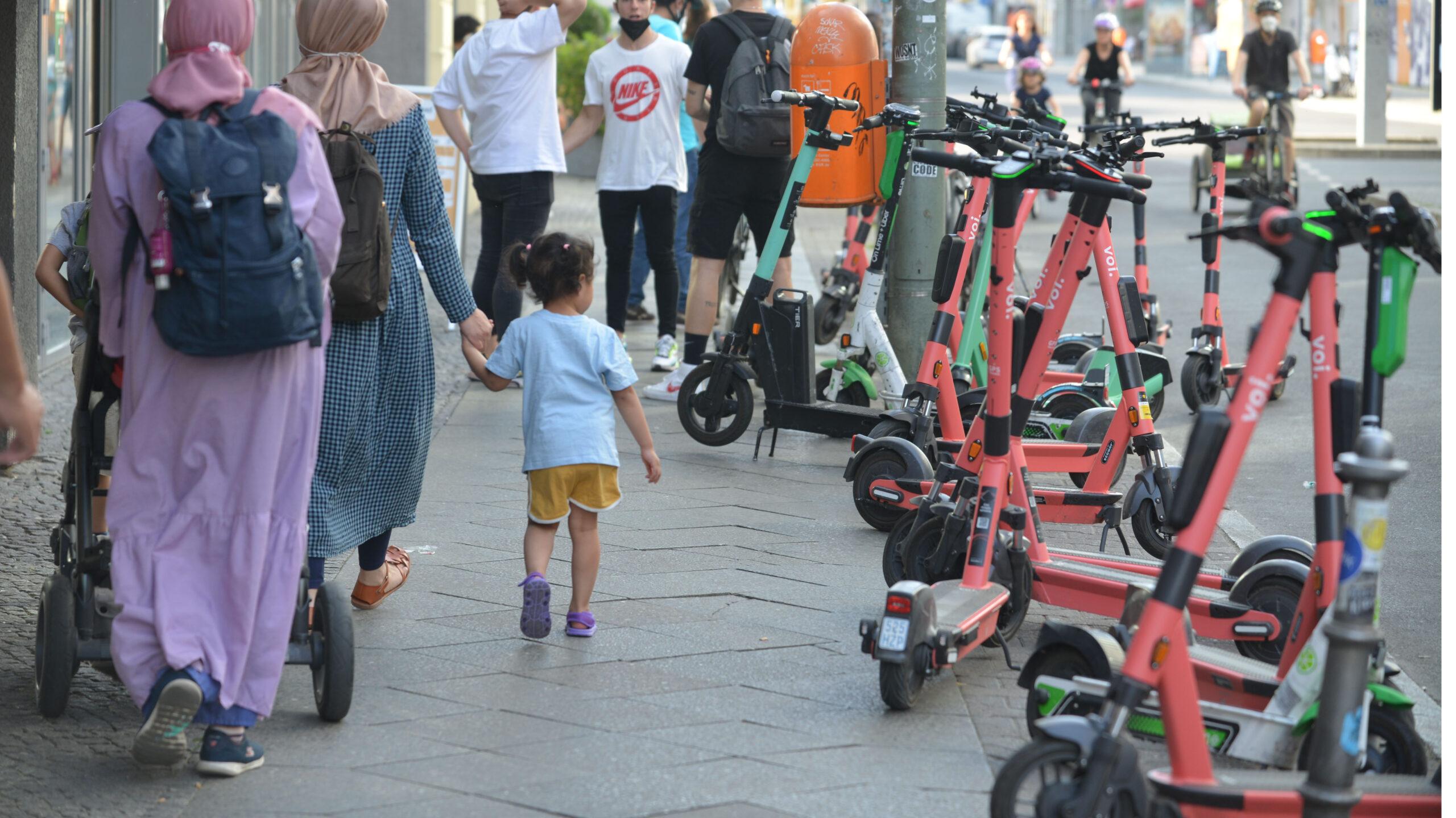 Nun kommt etwas Ordnung ins Berliner Sharing-Chaos
