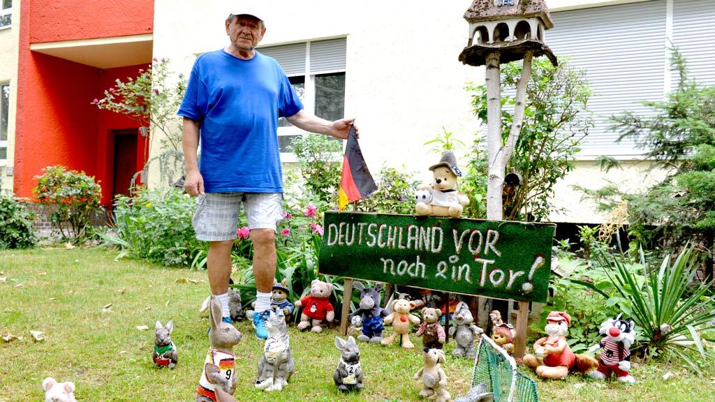 Wilmersdorf: Josefs Aufstelllung hilft Jogis Jungs