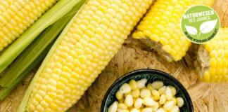 Mais ist das Gemüse des Jahres 2021/22 und ist das weltweit wichtigste Getreide noch vor Reis und Weizen.