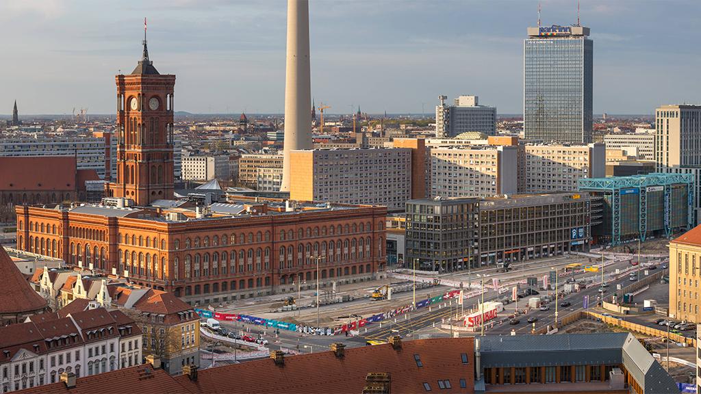 Berlin-Mitte: Molkenmarkt-Planung geht in die nächste Phase