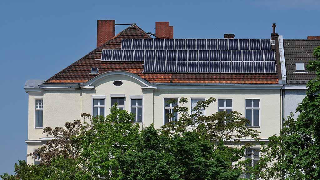 Solardächer sind ab 2023 Pflicht