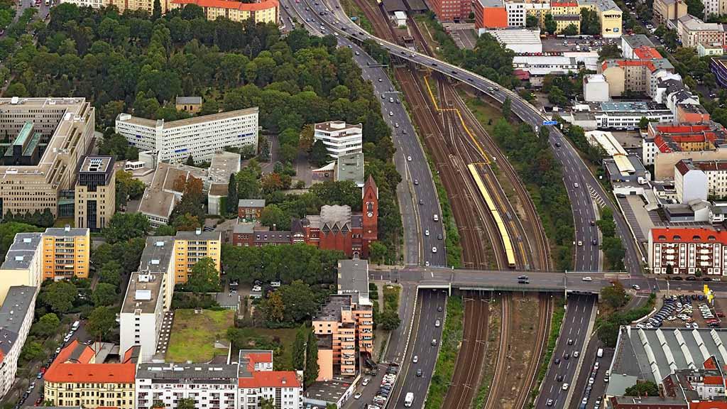 Berliner Stadtautobahn: Westendbrücke erhält Ersatzneubau