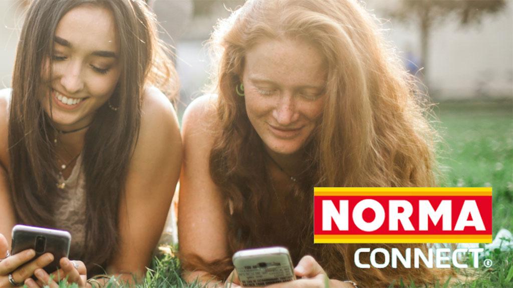 Spare 50 Prozent und hol dir jetzt Prepaid in bester D-Netz Qualität von NORMA Connect