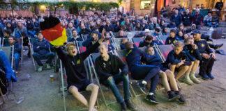 EM Public Viewing Rudow