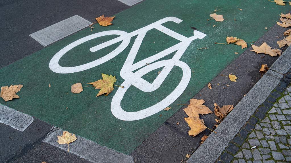 Viele neue Radwege für Lichtenberg