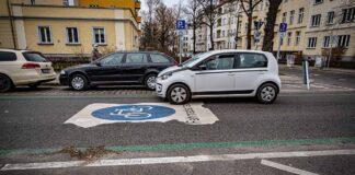 Die Ossietzkystraße in Niederschönhausen wurde bereits zur Fahrradstraße umgewandelt. Die Stargarder Straße soll jetzt folgen.