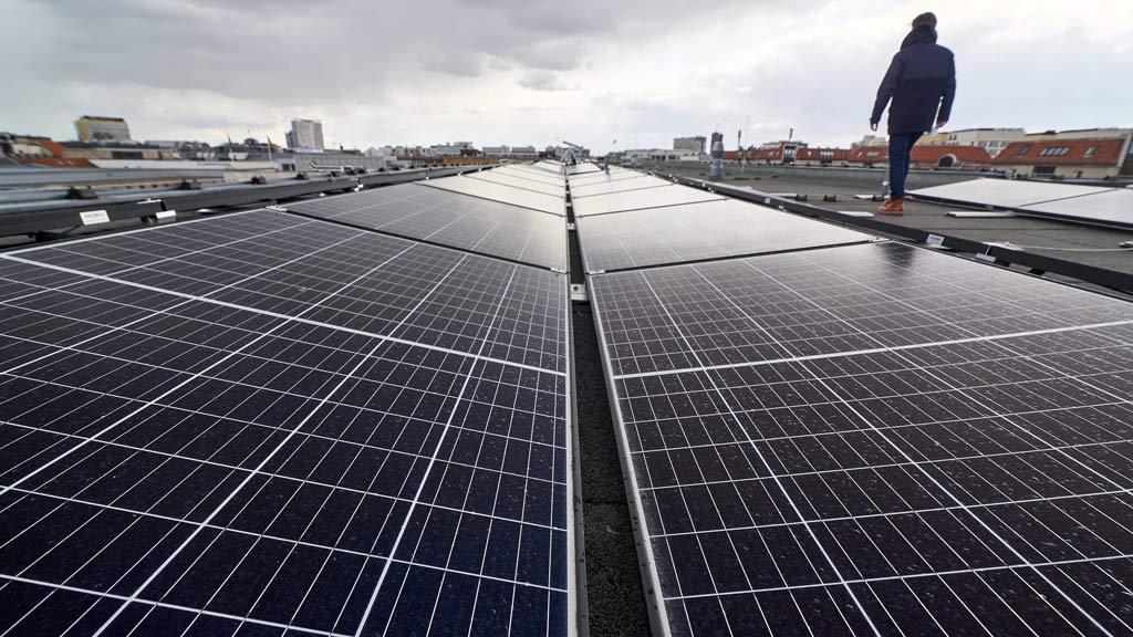 Treptow-Köpenick: Solaranlagen für öffentliche Gebäude