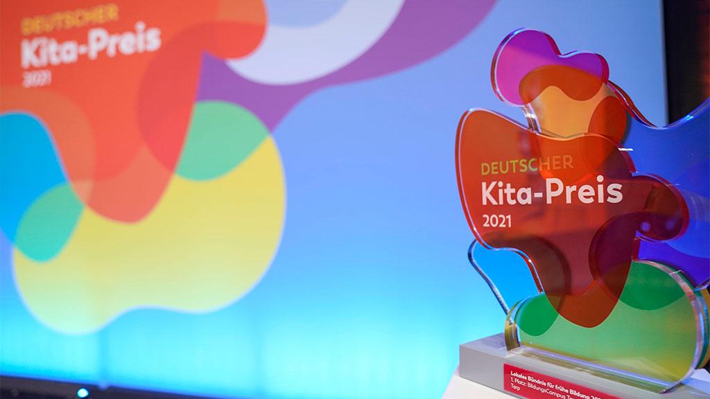 Prenzlauer Berg: Bilinguale Kindertagesstätte gewinnt Kita-Preis