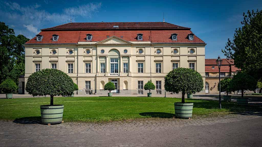 Schloss Charlottenburg: Nächste Etappe der Sanierung