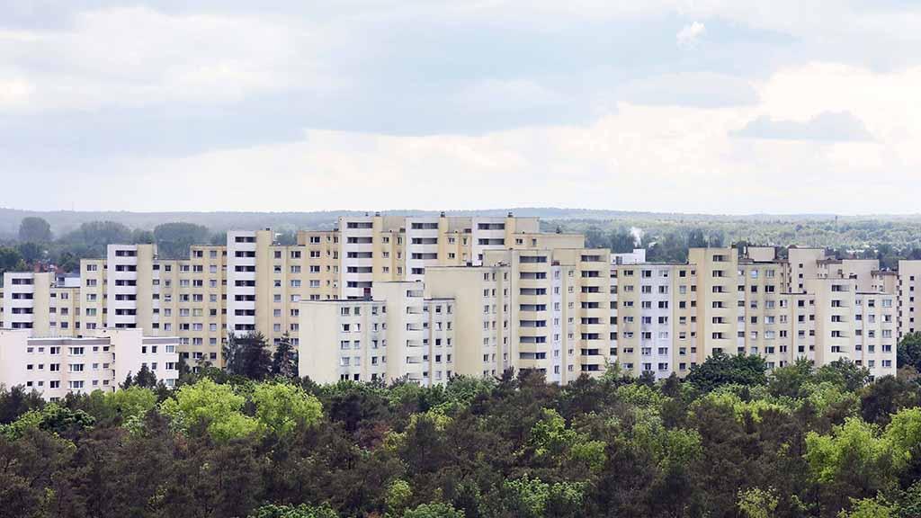 Staaken-Spandau-Gewobag-Berlin