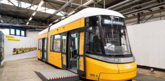 Die neue Straßenbahn-Generation