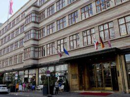 Das Ellington Hotel muss schließen.