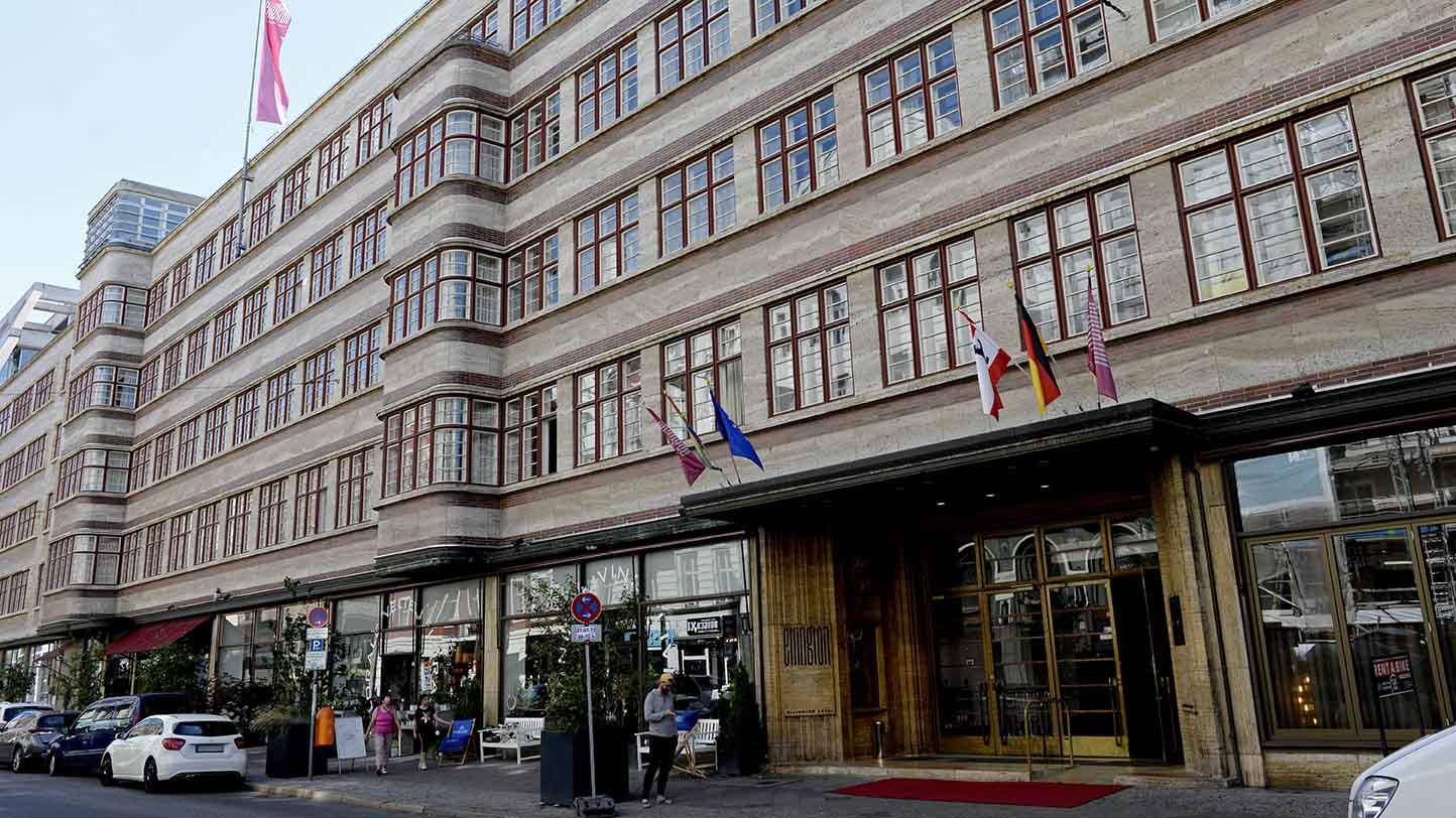 Ellington Hotel muss schließen
