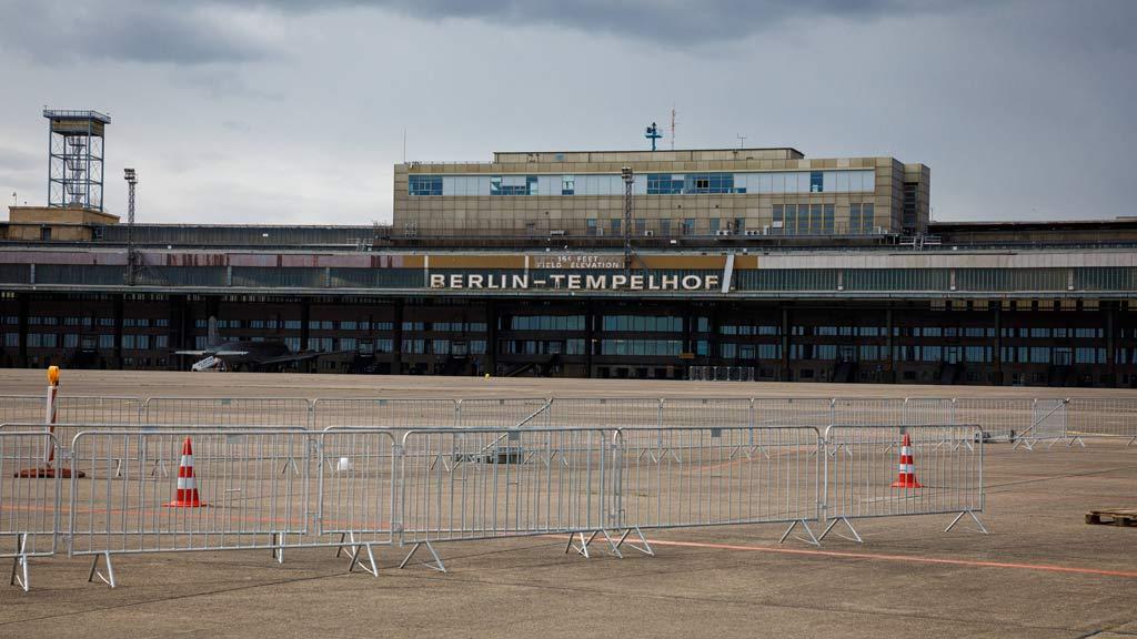 Tempelhof: Generationenprojekt Flughafen
