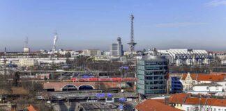 Dreieck Funkturm Charlottenburg