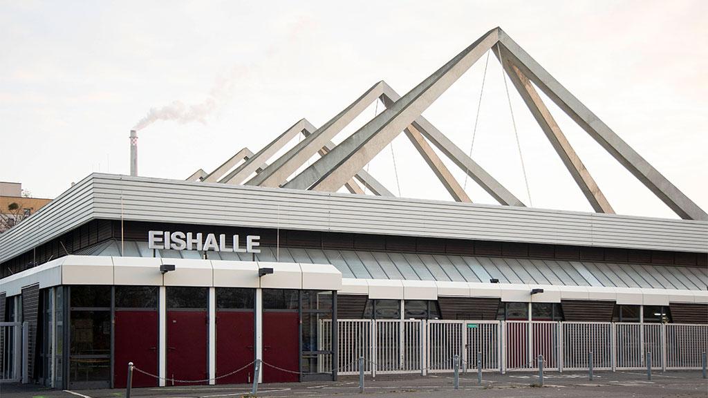 Berlin-Wedding: Bald wieder Eislauf statt Impfungen im Erika-Heß-Stadion