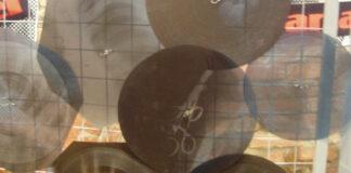 Schallplatten aus Roentgen-Bildern
