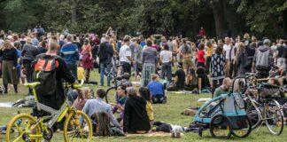 Partys im Treptower Park sollen vermieden werden