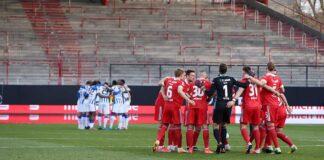 Die Berliner Fußballclubs Union und Hertha starten in die Bundesliga-Saison.