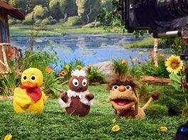 13 neue Folgen Pittiplatsch werden zum 60. Geburtstag des kleinen Kobolds gedreht.
