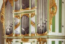 Am Tag des offenen Denkmals 2021 erklingt die Amalien-Orgel.